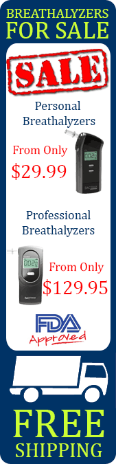Breathalyzers for Sale