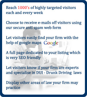 1000's of highly targetted visitors every month